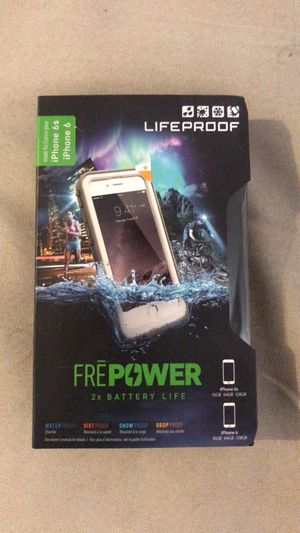 IPhone 6 6s lifeproof charging case for Sale in Livermore, CA