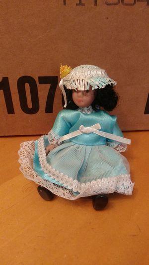Antique porcelain African American doll for Sale in Jacksonville, FL