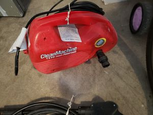 Coleman electric pressure washer for Sale in Medford, OR