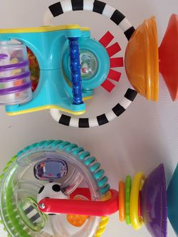 Various Sassy Suction Table Top Toys for Sale in Mount Vernon,  NY