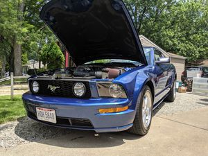 2007 Ford Mustang Gt Premium Coupe 2D for Sale in Stow, OH
