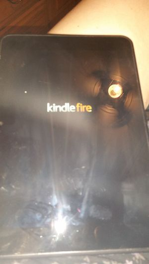 Kindle fire 8 inch for Sale in Indianapolis, IN