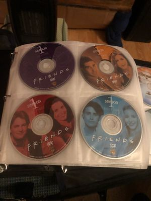 Friends ALL SEASONS, COMPLETE SET DVD for Sale in Anchorage, AK
