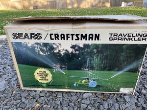 Craftsman Traveling Sprinkler for Sale in Vienna, VA