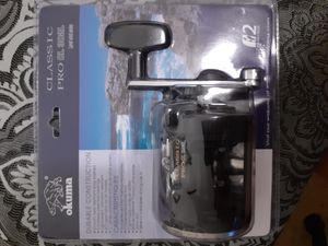 Okuma classic pro fishing reel for Sale in Dover, NH