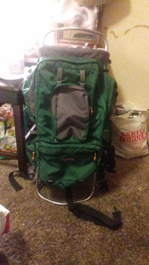 Jansport Camping and Hiking backpack for Sale in Federal Way, WA