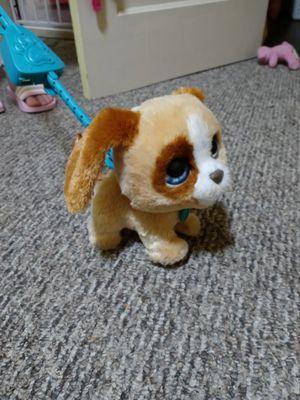 Walking barking pupoy for Sale in Belleville, MI