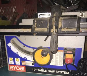 Table saw for Sale in Waynesboro, VA