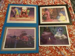Inside out lithographs for Sale in Roseville, CA