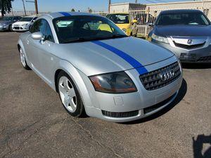 2002 Audi TT QUATTRO ALMS EDITION for Sale in Phoenix, AZ