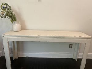 Console table slightly distressed for Sale in Santa Monica, CA