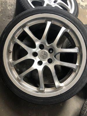 Infiniti G35 Stock Wheels 19's for Sale in Apopka, FL
