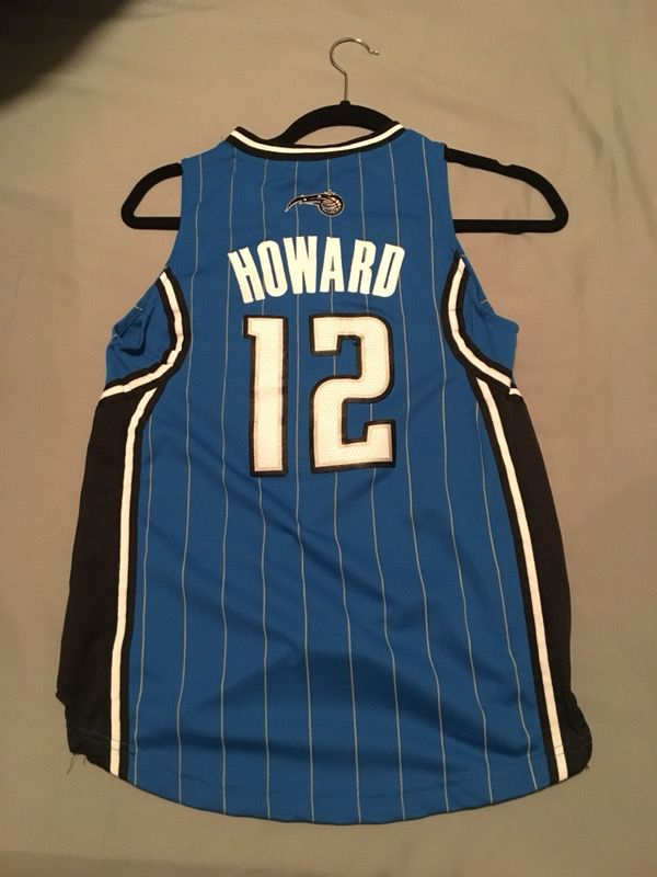 c1fa556e5c38 Adidas Dwight Howard Orlando Magic Jersey for Sale in Spring Valley ...
