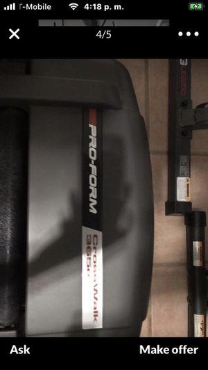 Pro form treadmill for Sale in Miami Gardens, FL