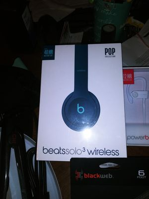 Beats Solo 3 Wireless Pop Collection for Sale in Lawrenceburg, KY