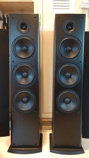 Polk Floorstanding Tower Speakers for Sale in Colliers, WV