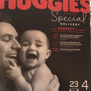Huggies Special Delivery Size 4 Diapers for Sale in Manassas, VA