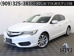 2016 Acura Ilx for Sale in Montclair, CA