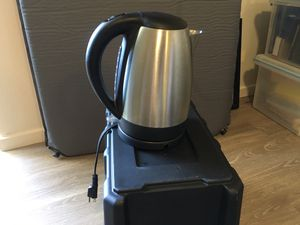 Iron and electric water boiler for Sale in Prescott, AZ
