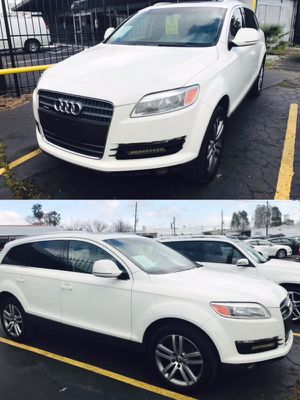 2007 Audi Q7 LOW DOWN 2,000 or less for Sale in Houston, TX