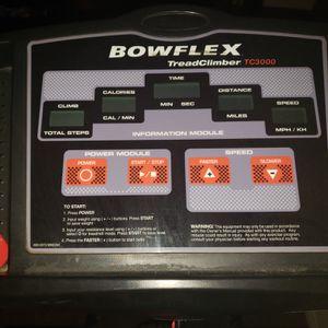 Bowflex TC3000 for Sale in Murrieta, CA