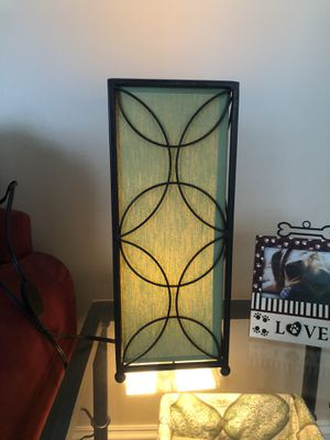 Table lamp for Sale in Naperville, IL