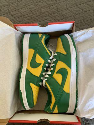 Nike Dunk Low Brazil Size 11 Brand New / Deadstock for Sale in Denver, CO