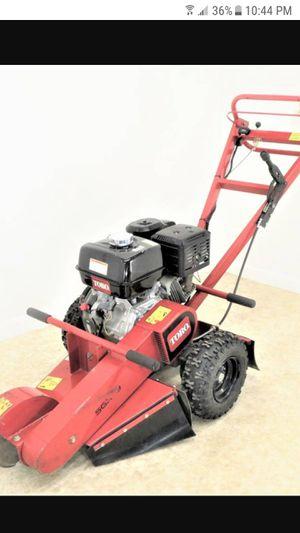Stump grinder 13 horse Honda motor for Sale in Fresno, CA