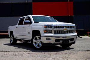 2015 CHEVY SILVERADO LTZ for Sale in Richardson, TX