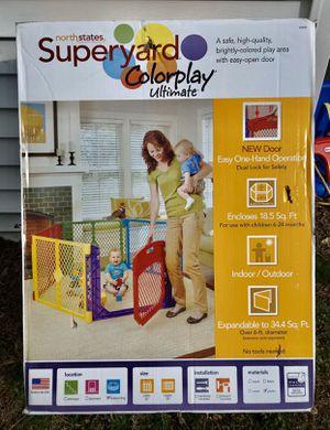 Super yard colorful 6-panel for Sale in Woodbridge, VA