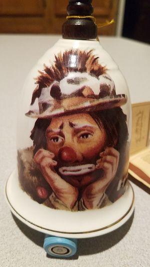 Emmett Kelly, Jr. Collectible, Clown face for Sale in Alvarado, TX