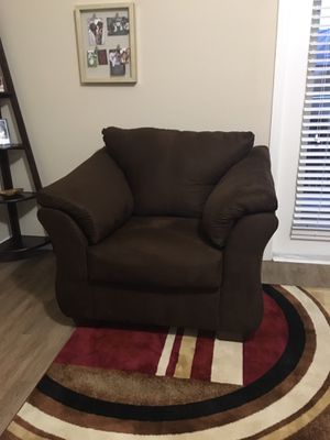 Plush Arm Chair- Darcy by Ashley Furniture for Sale in Rockville, MD