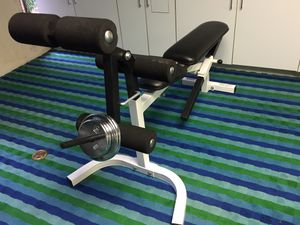 Weight Bench: Parabody Strength Building Gear, Exercise Equipment for Sale in Lorain, OH