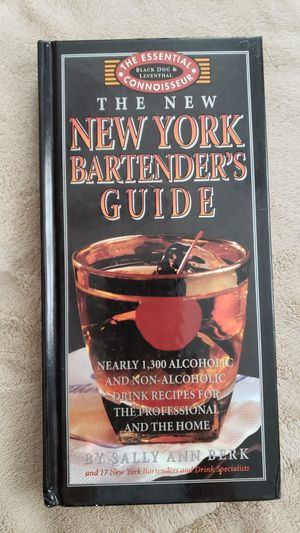 NEW-BARTENDER'S GUIDE/ NEARLY 1,300 DRINK RECIPES for Sale in Joliet, IL