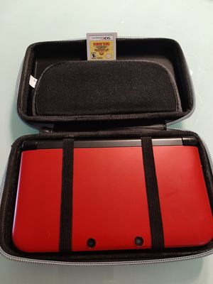 Nintendo 3ds lx + game for Sale in Miami Gardens, FL