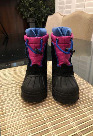 Frost Girl's Snow Boots Sporto PINK/BLACK. Size 9 for Sale in La Quinta, CA