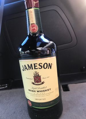 Jameson Irish whiskey for Sale in Beaumont, CA