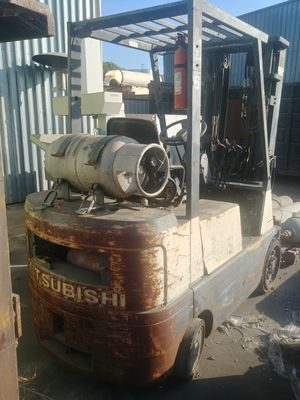 Mitsubishi 5000 lb forklift for Sale in Industry, CA