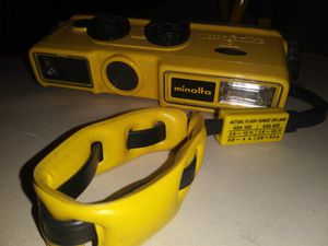 Minolta weathermatic camera for Sale in Knoxville, TN
