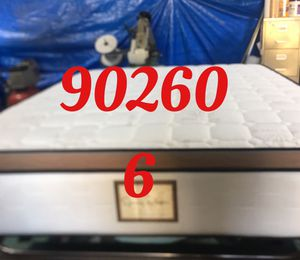 "12"" thick foam Encase 1 Sided Pillow Top mattress. Not rebuild. All new materials. Price includes tax and local delivery. Cash only. Twin Mattre for Sale in Lawndale, CA"