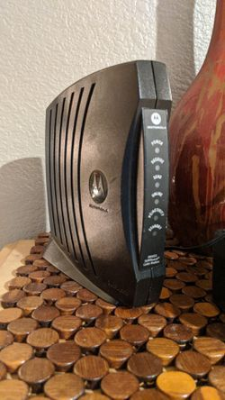 Motorola SURFboard cable modem for Sale in Surprise,  AZ