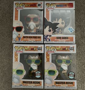 Dragon Ball Z Funko Pop for Sale in Kettering, MD