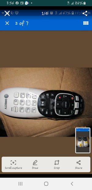 Direct tv remote control new for Sale in San Bernardino, CA