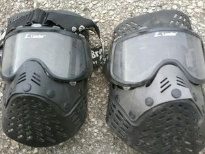 Laser game masks for Sale in Waterloo, IA