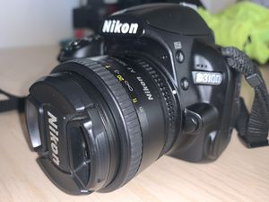 Nikon D3100 for Sale in Glassboro, NJ