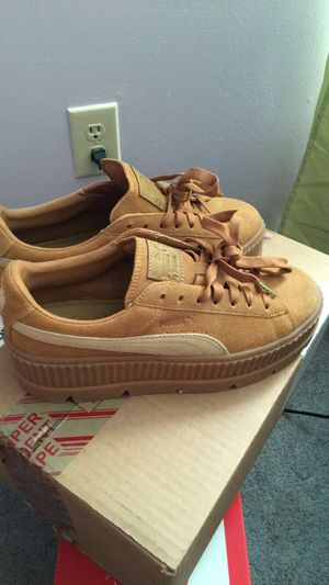 Size 11 in wms Brand new cleated creeper pumas for Sale in Columbus, OH