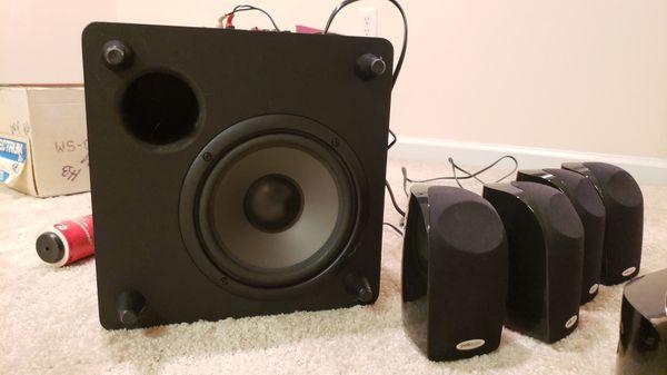 Polk audio tl1 5.1 surround sound