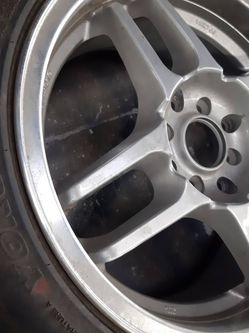 16x7 Rims And Tires for Sale in El Monte,  CA
