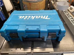 Makita drill kit toolbox for Sale in Bristol, RI