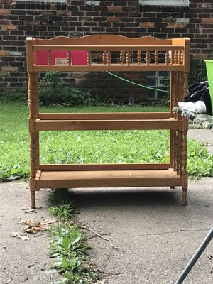 Changing table for Sale in Highland Park, MI